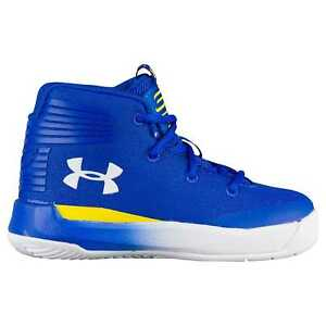 Under Armour Curry 3Zero Boys' Toddler Team RoyalWhiteWhite 6000-400
