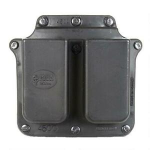 Fobus Double Magazine Pouch Glock 36 Double Belt Attachment Ambi Black 6936GNDBH