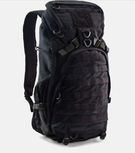 Under Armour Storm Black Tactical Heavy Assault Backpack - UA