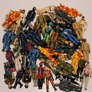 Collection Lot of 1982 1983 1984 G.I. JOE COBRA ARAH Action Figures YOU PICK