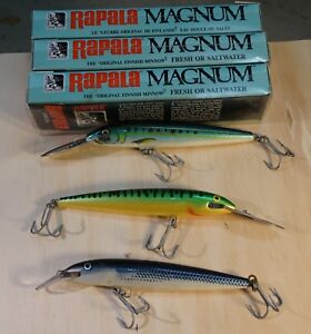 Rapala Magnum  Special fishing lures