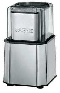 WARING COMMERCIAL WSG30 Silver Varies By Spice Coffee and Spice Grinder