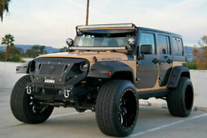 2013 Jeep Wrangler Unlimited 4WD 4dr Rubicon 4WD 4dr Rubicon MAGNUSON SUPERCHARGER 4