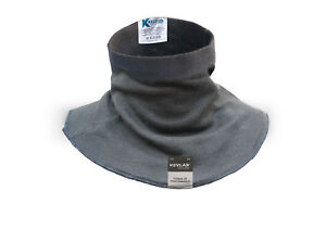 Kezzled Cut Resistant Neck Protector-Black  made by Kevlar