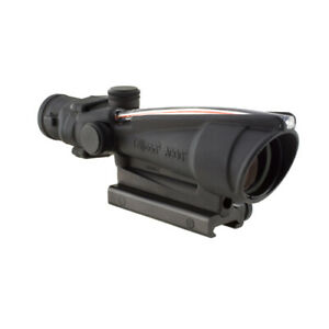 Trijicon ACOG 3.5x35 Dual Illuminated Red Horse Shoe Dot 223 Ballistic TA11H