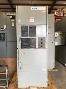 Eaton Automatic Transfer Switch 100 Amp 120-480 Volt 3 Phase 4 Wire