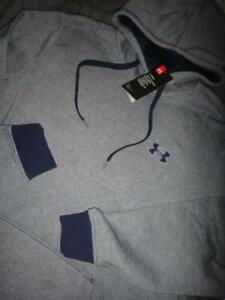 UNDER ARMOUR COLD GEAR HOODIE SIZE 3XL MEN NWT $$$$ $55.99