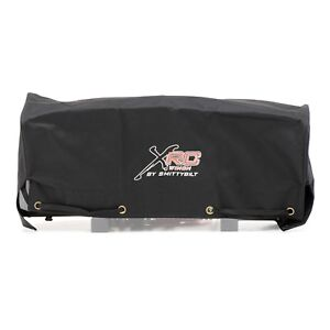 Smittybilt 97281-99 Winch Cover Fits 8000 lb to 12000 lb Winches in Black
