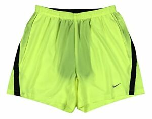 NIKE Men's Challenger 5in Running Shorts Volt