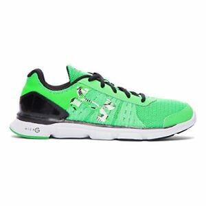 Under Armour Boys' Pre-School UA Speed Swift Running Shoes Laser Green