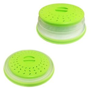 DINY Silicone Folding Collapsible Microwave Cover Splatter Screen