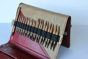 Knitters Pride Ginger 16quot; quot;Specialquot; Short Tip Interchangeable Knitting Needle Se $116.96