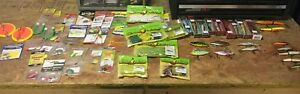 fishing Lures And Tackle For Walleye Northern Pile Lake Trout