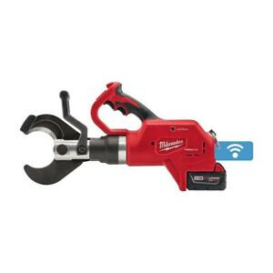 M18 18-Volt Lithium-Ion Cordless 3 In. Underground Cable Cutter Battery Charger