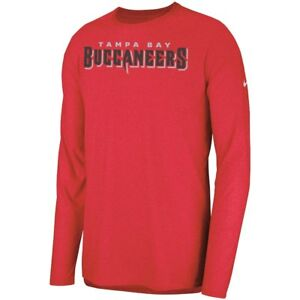 Nike 2018 NFL Tampa Bay Buccaneers Sideline Player Long Sleeve Dri-FIT T-Shirt