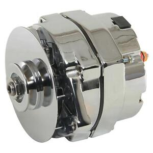 Tuff Stuff Performance GM alternator 140 amp 1 wire chrome