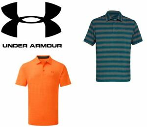 Under Armour Golf Playoff Polo New For 201819 *VARIOUS SIZES & COLOURS*