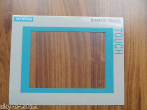 NEW siemens Touch screen protective film + glass 6AV6642-0AA11-0AX1