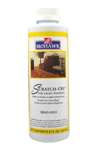 Mohawk Scratch off for Light Finishes 8 oz   Disguise minor scratches quickly