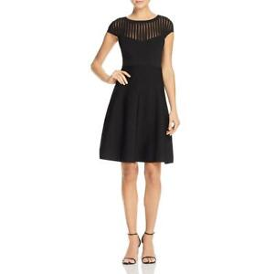 French Connection Womens Rose Lace Top Bandage Cocktail Skater Dress BHFO 7148