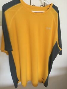 CHAMPION SPORTS FITNESS POLYESTER DUO DRY MENS SHIRT XXL