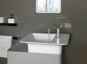 Gessi iSpa Sinks wall-mounted or deck-mounted sink 42005