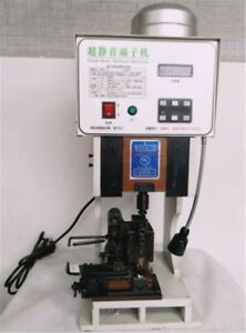New Terminal Wire 220V Crimping Machine 2T With Otp Horizontal Mold Super Mut vp