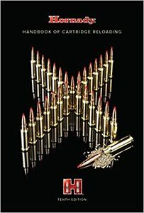 Hornady 99240 Reloading Manual 1 000 Pages Hard Cover New