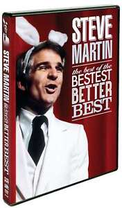 New: STEVE MARTIN The Best of the Bestest Better Best 2013 DVD