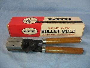 Lee Double Cavity Bullet Mold 38 Special & 357 Magnum