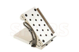 SHARS 6x3 1 4x1 7 8quot; PRECISION ANGLE SINE PLATE .0002quot; NEW R} $102.00