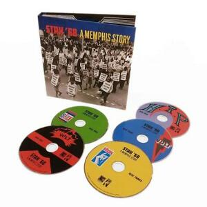 STAX '68: A MEMPHIS STORY  5 CD NEW+