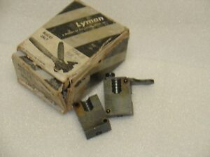 Lyman 1-Cavity Bullet Mold For 38 Special 357 Magnum 148 Grain Wadcutter