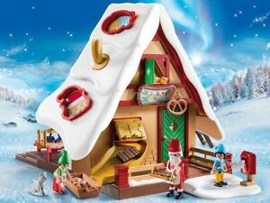 PLAYMOBIL® 9493 Christmas Bakery with Cookie Cutters - NEW 2018 - S