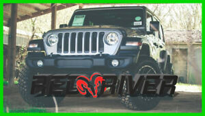 2019 Jeep Wrangler Unlimited Sport S 2019 Unlimited Sport S New 3.6L V6 24V Automatic 4WD SUV