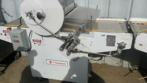 2 Used Champion Model 65-S cookie cutter depositor may needs work