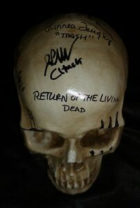 ~ RETURN OF THE LIVING DEAD Cast(x6)