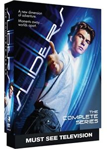Sliders - The Complete Series