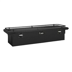 UWS SL-69-LP-MB-R 69 in. Secure Lock Single Lid Low Profile Tool Box