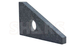 SHARS 10 X 6 X 1quot; GRANITE SURFACE ANGLE PLATE NEW # $85.45