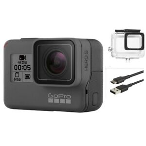 New GoPro HERO 5 Black Waterproof Action 4K Ultra HD Camera Touch Screen Case US