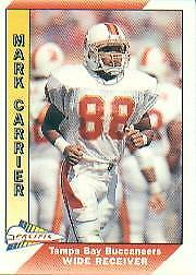 1991 Pacific Football #s 441 660 Rookies A2628 You Pick 10 FREE SHIP $0.99