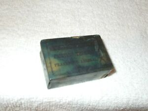 Rare ~~ Antique Civil War UNION Friction Primer Made by Frankford Arsenal UNOPEN