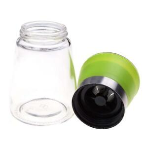 Deco Essentials Salt Mill Spice Mill and Pepper Grinder Stainless Steel with G $10.39