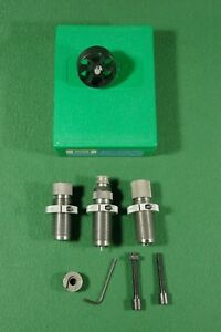 RCBS 44 MagSpecial Carbide reloading dies wshell holder and speed-loader