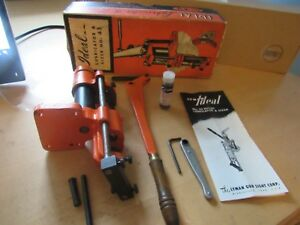 Reloading Lyman Ideal Lubricator and Sizer No. 45