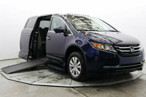 2017 Honda Odyssey EX-L VMI Handicap Wheelchair Access Side Ramp Transfer Seat Northstar EX-L Nav Save