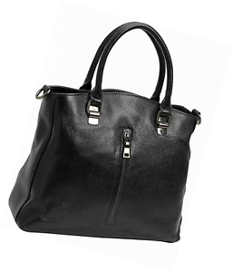 on Clearance! Kenoor Women Fashion Leather Tote Top Handle Handbags Shoulder Sat