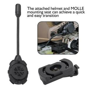 Tactical MOLLE Outdoor Night Vision MPLS LED Helmet Light 45 Degrees Rotation ZH