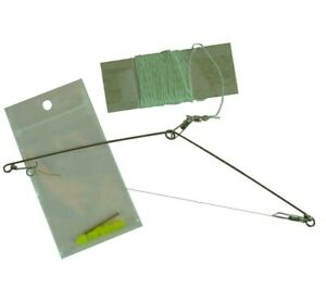 Speedhook Military 4 pack Emergency Aviation Fishing Kits with Line and Bait